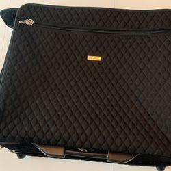 Vera Bradley Rolling garnet Bag XL Thumbnail