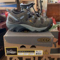 Women's Steel toe work shoes Thumbnail