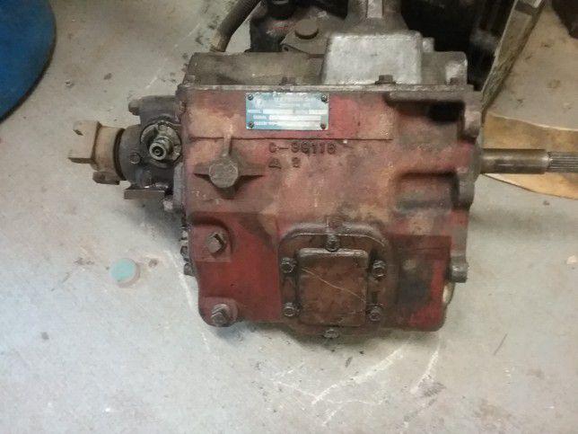Dodge 4speed Manual Transmission