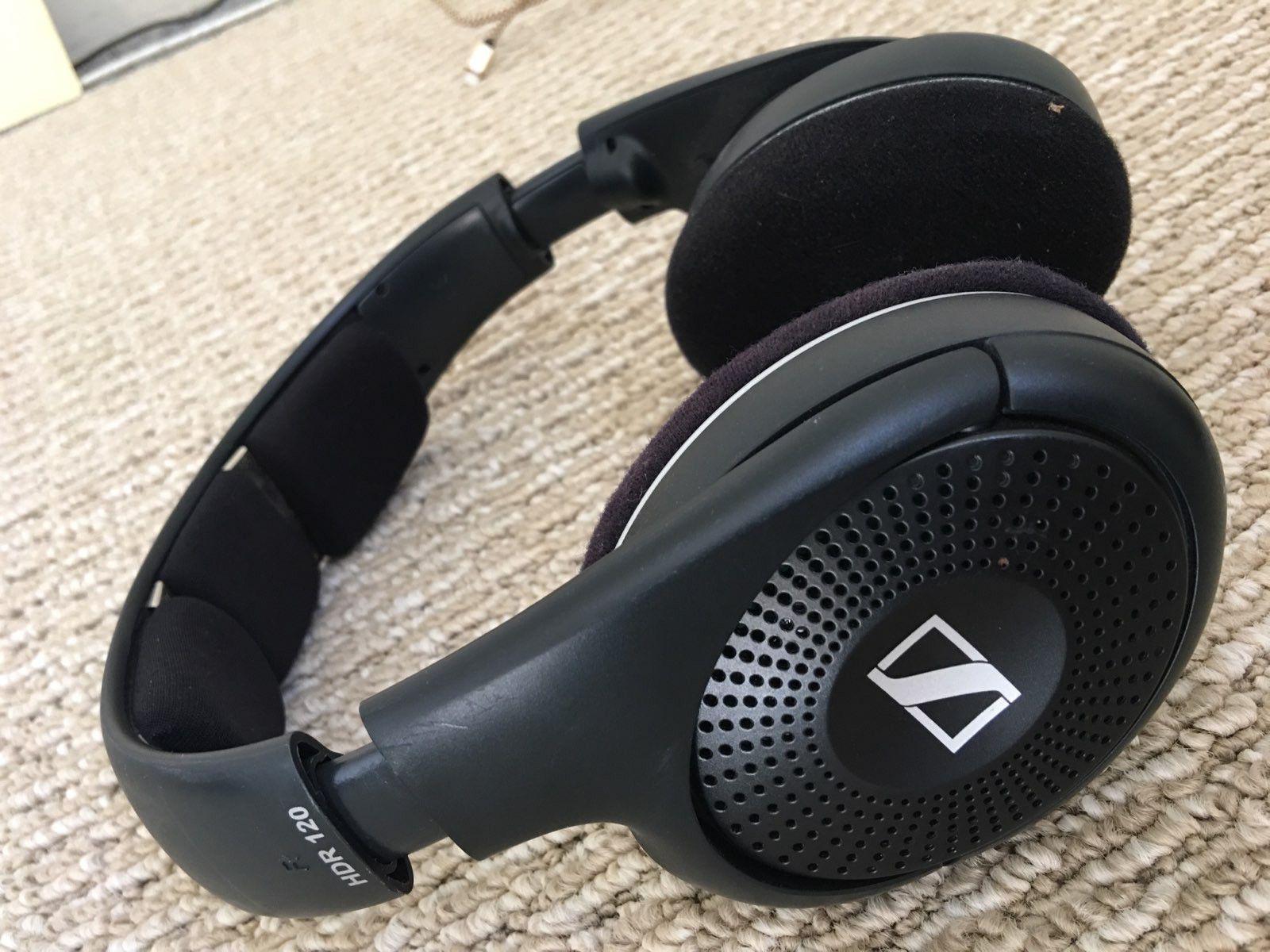 Sennheiser surround wireless headphones