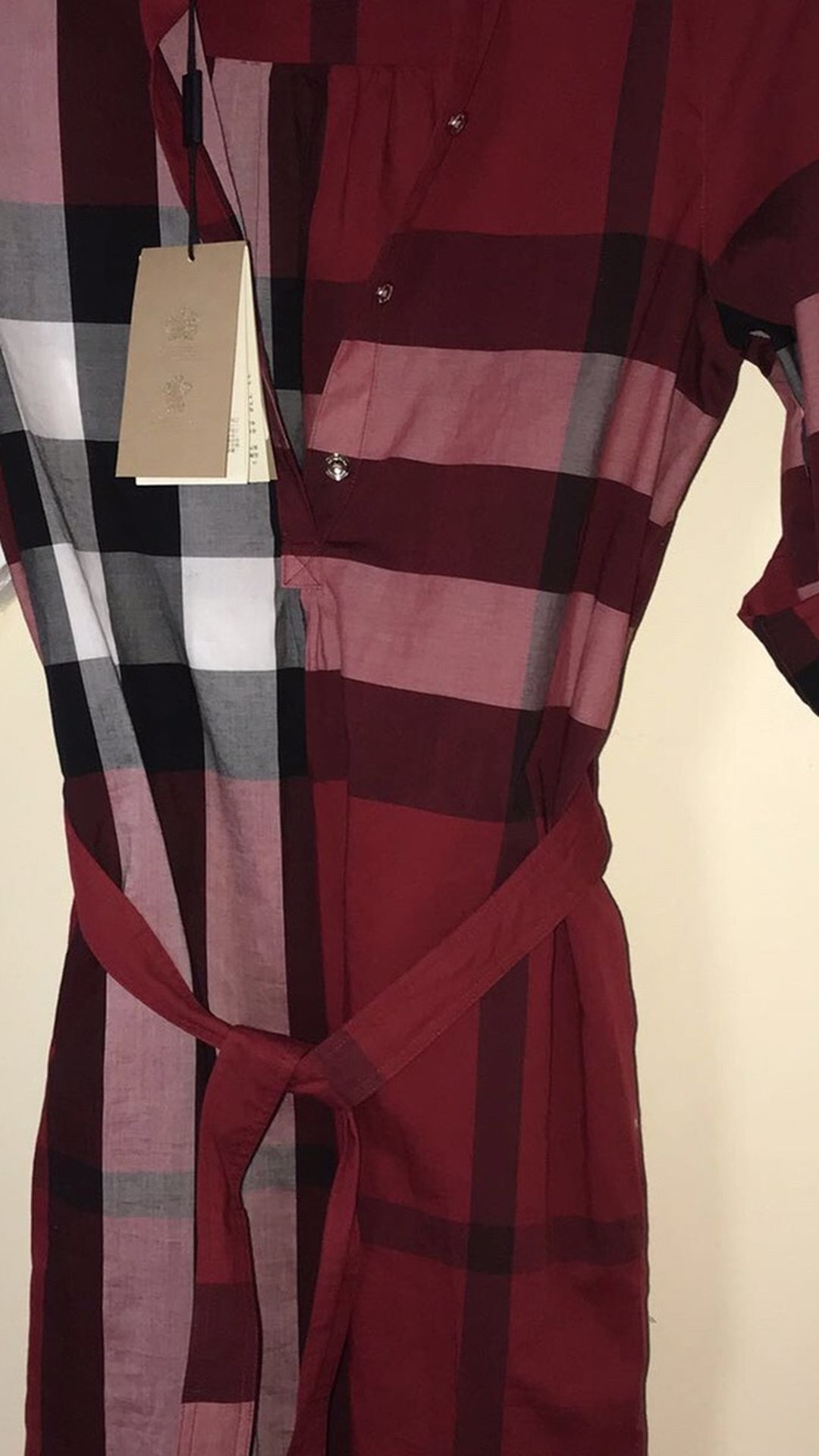 Burberry dress NEVER WORN! Was $600 Asking For $300 OBO