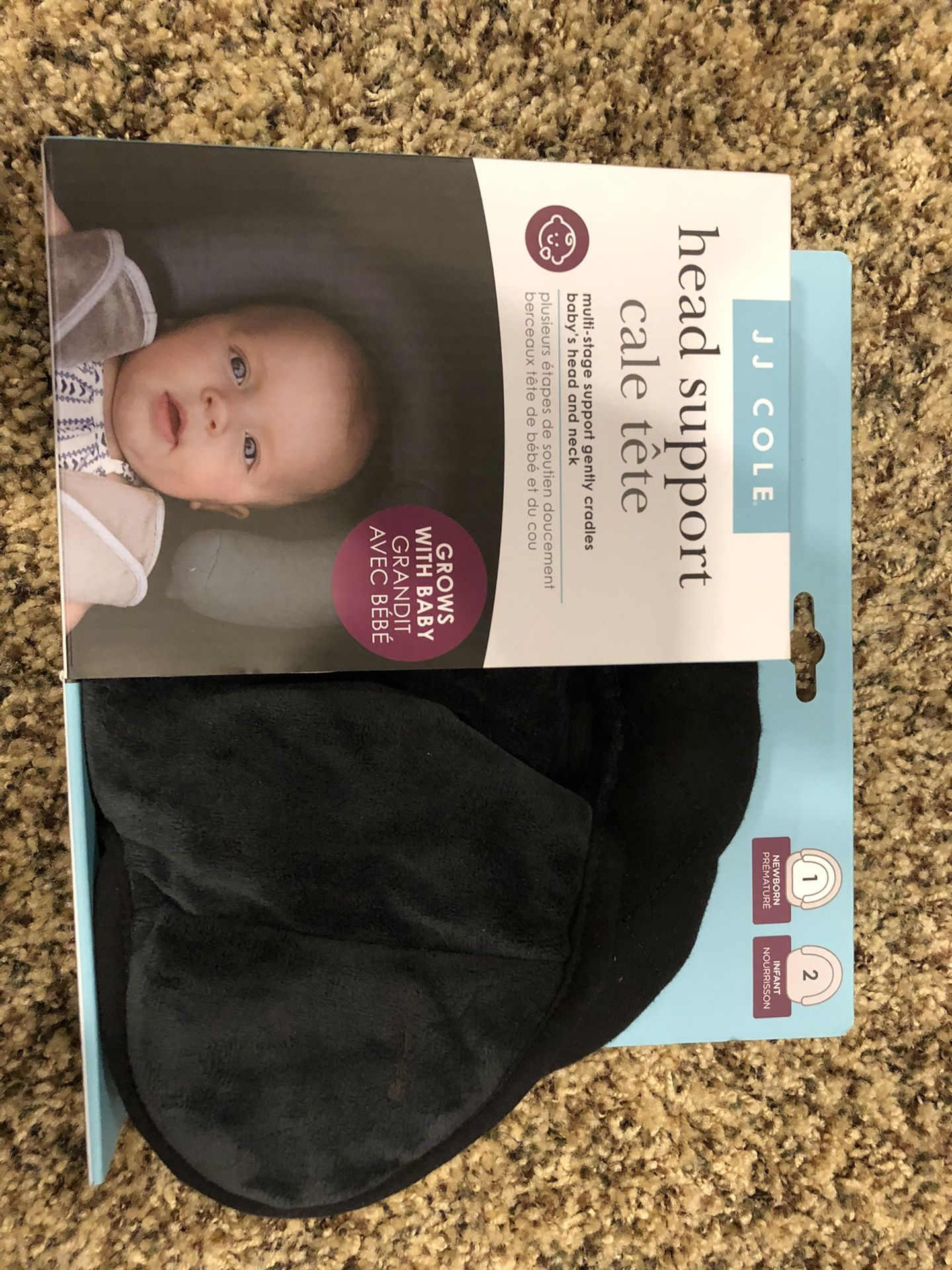Head Support Baby Pillow