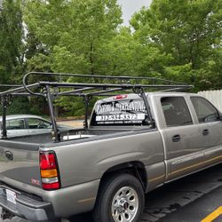 Ladder rack great condition easy to install Thumbnail