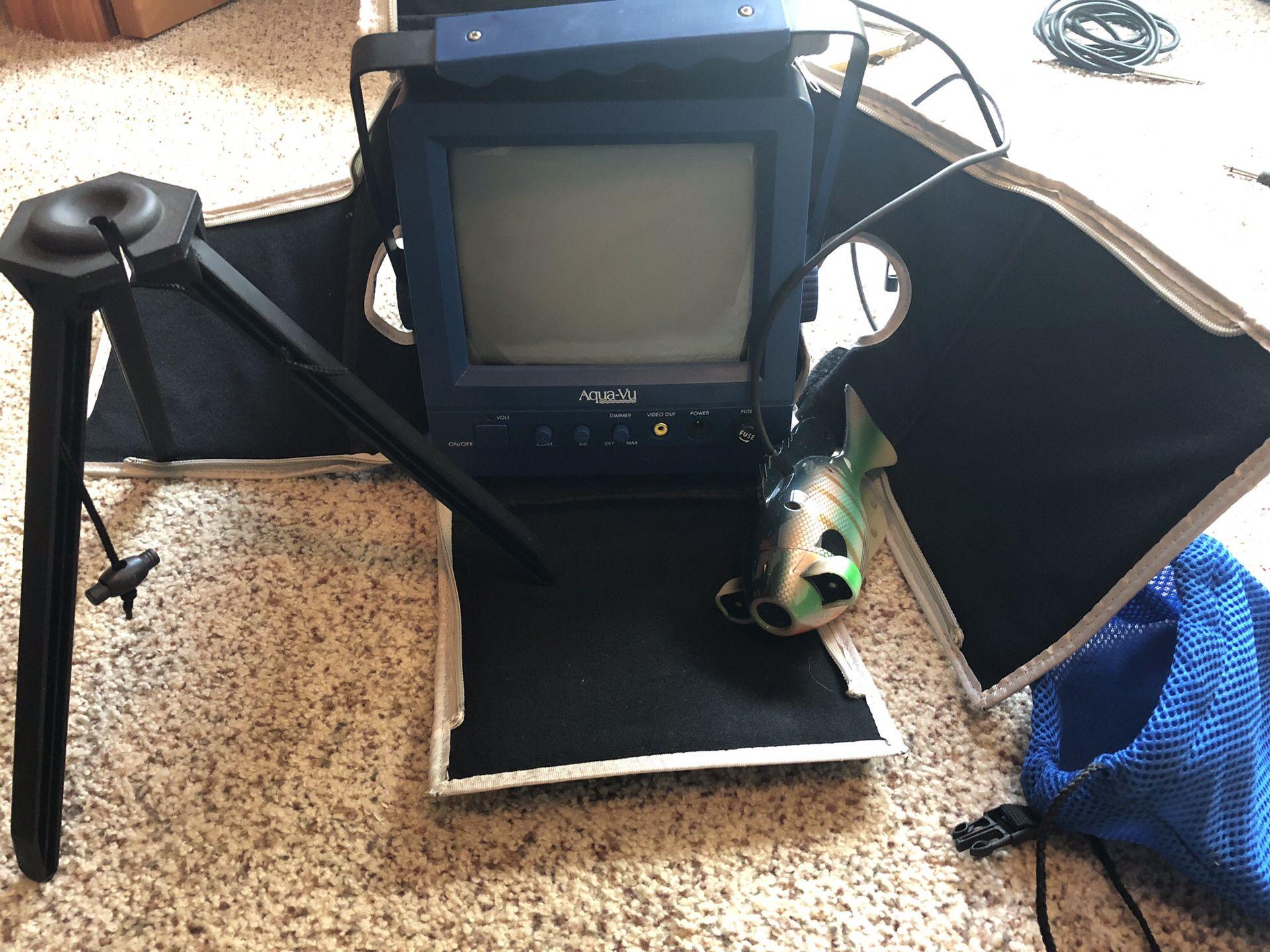 Aqua-Vu Ice Fishing Underwater Camera
