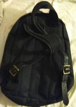 Filson Tin Cloth Dark Blue Backpack Thumbnail