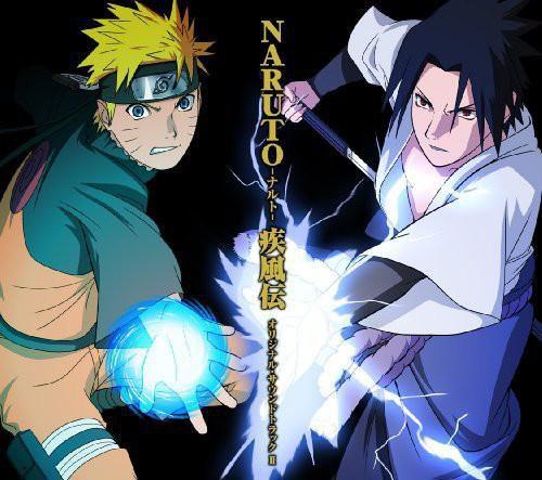 Naruto Shippuden 2 - Naruto Shippuden 2 [CD]