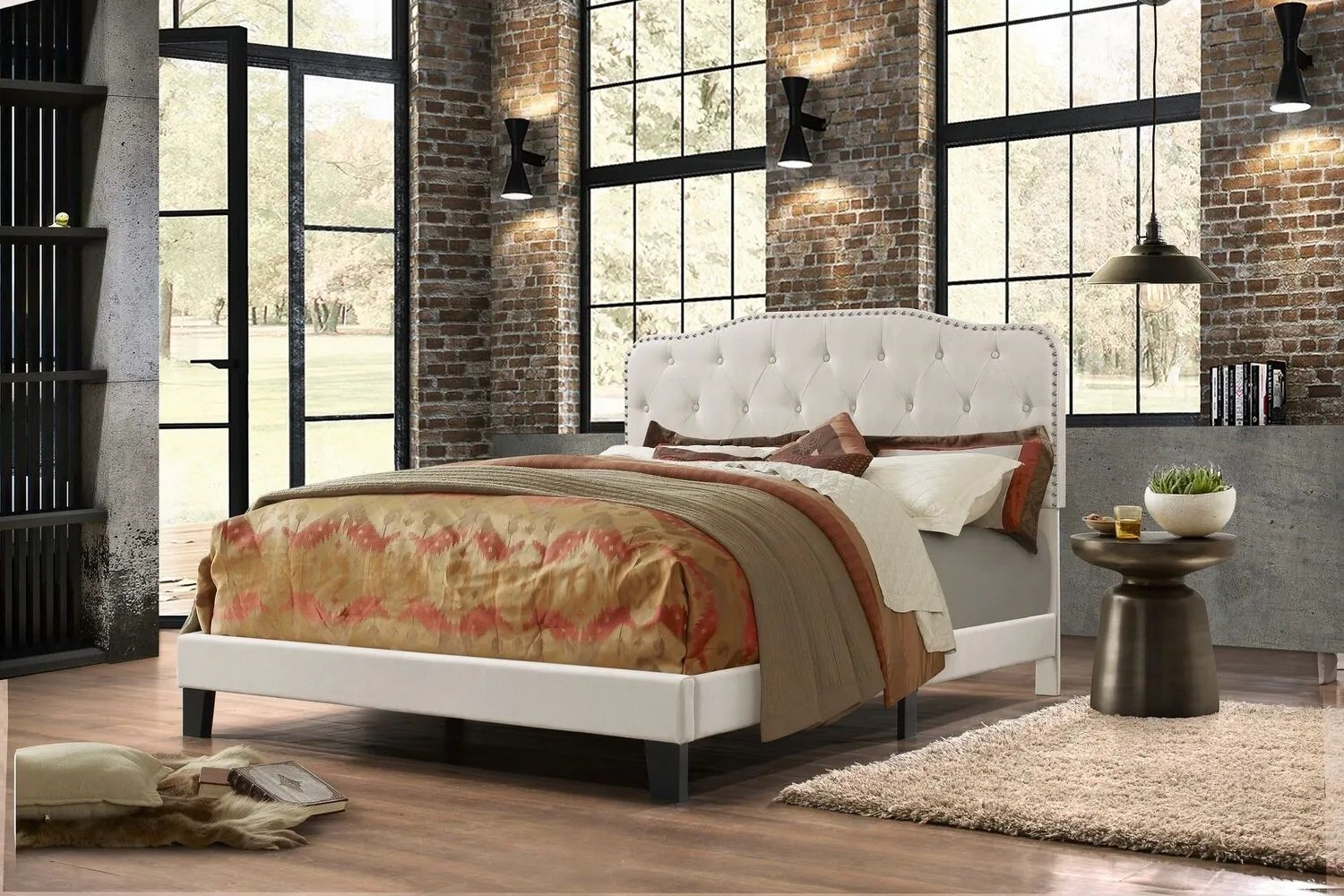 Oasis Twin size bed, available in Full and Queen size and 4 colors $239.00 Hot But! In Stock! Free Delivery 🚚