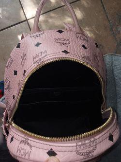 MCM- Stark Studded Backpack Thumbnail