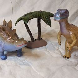 QFig Firefly Wash's Toy Dinosaurs Set Thumbnail