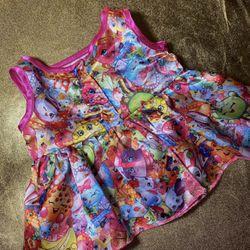 Shopkins Build A Bear BAB Dress  Thumbnail