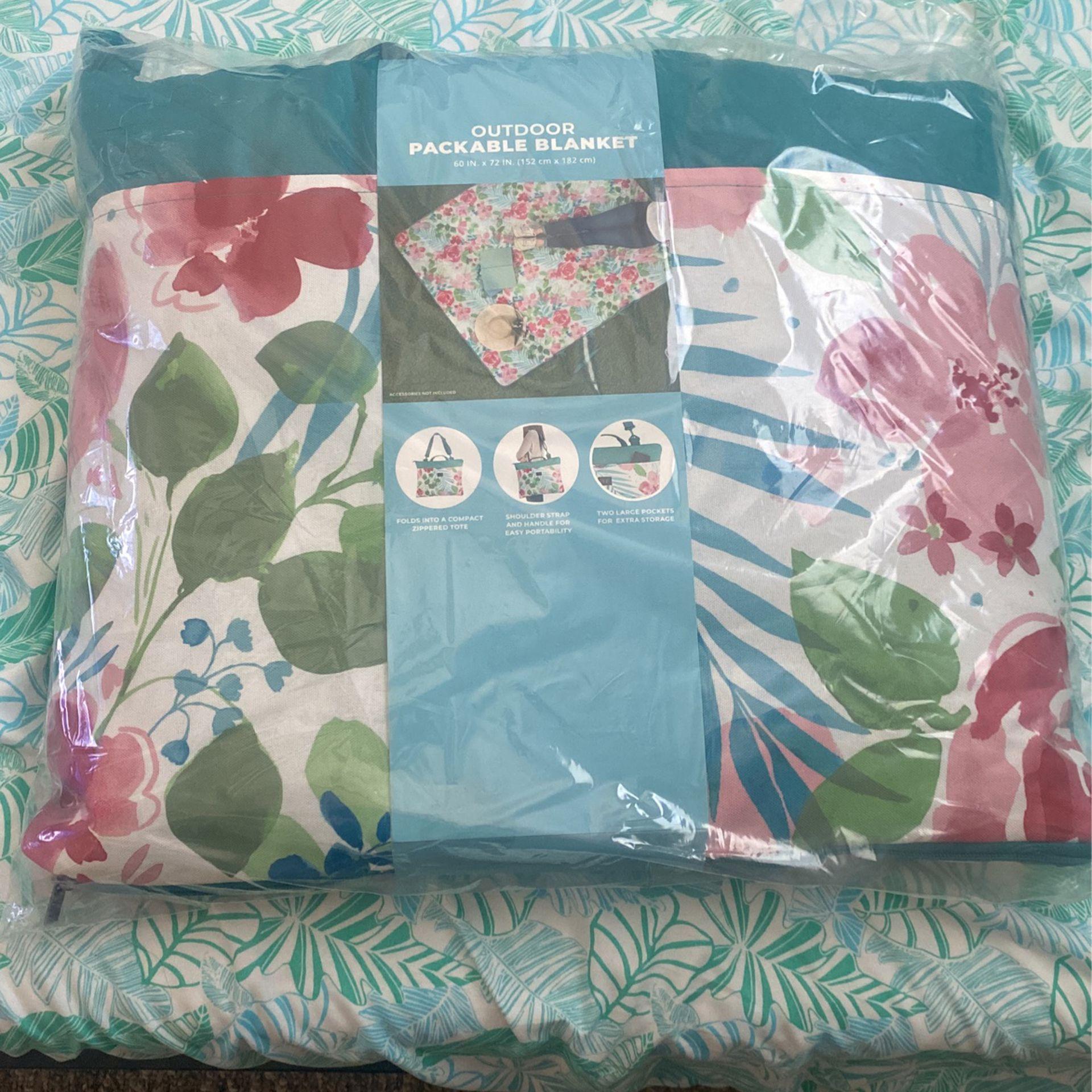 BHF Outdoor Packable Blanket