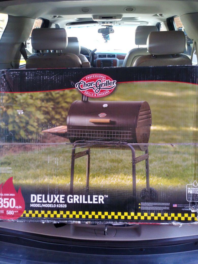 Deluxe Griller