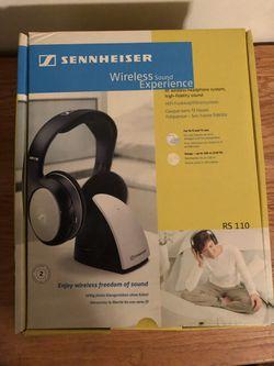 Sennheiser wireless headphones Thumbnail
