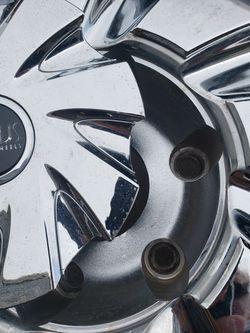 Status CHROME 24 Inch Alloy Wheels / Rims with Durun M626 Tires 295/35r24 Thumbnail