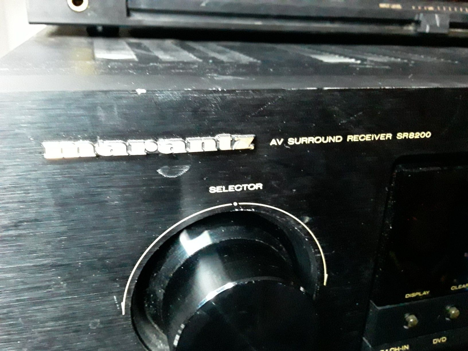 Stereo System CD/Dual Tape Deck