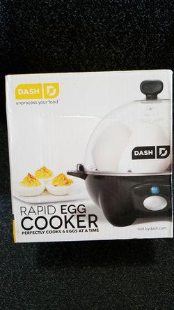 Rapid egg cooker Thumbnail