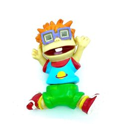 Chucky Rugrats Keychain 1997 Viacom MGA Entertainment Thumbnail