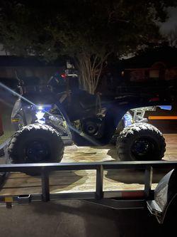 Polaris Sportsman 800cc 4x4 Automatica  Thumbnail