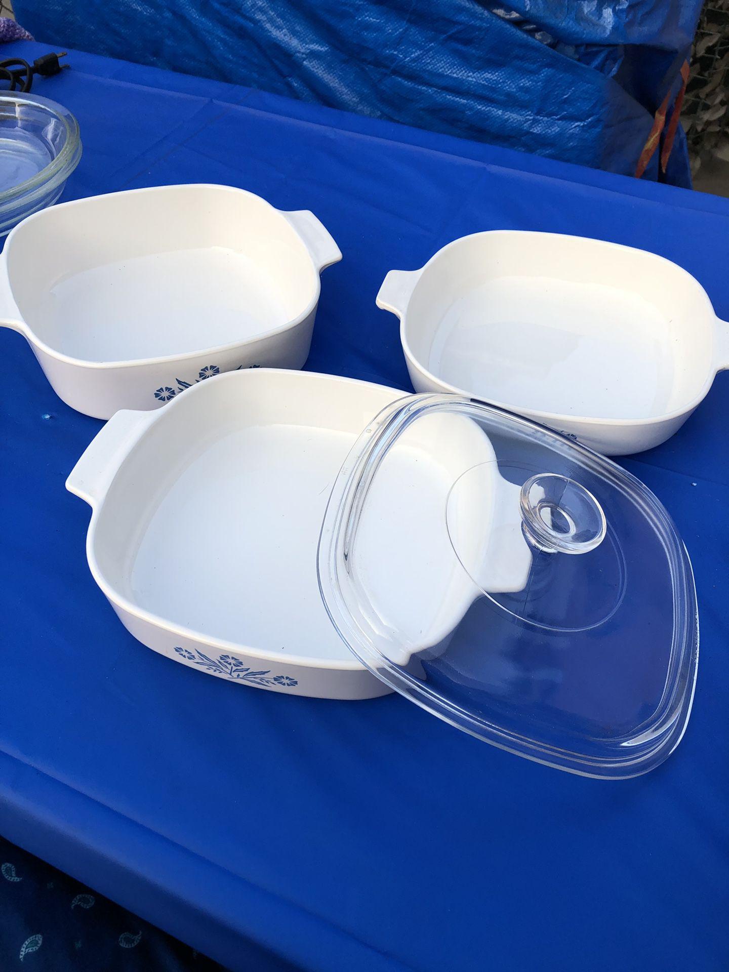 4-Piece Corningware Set