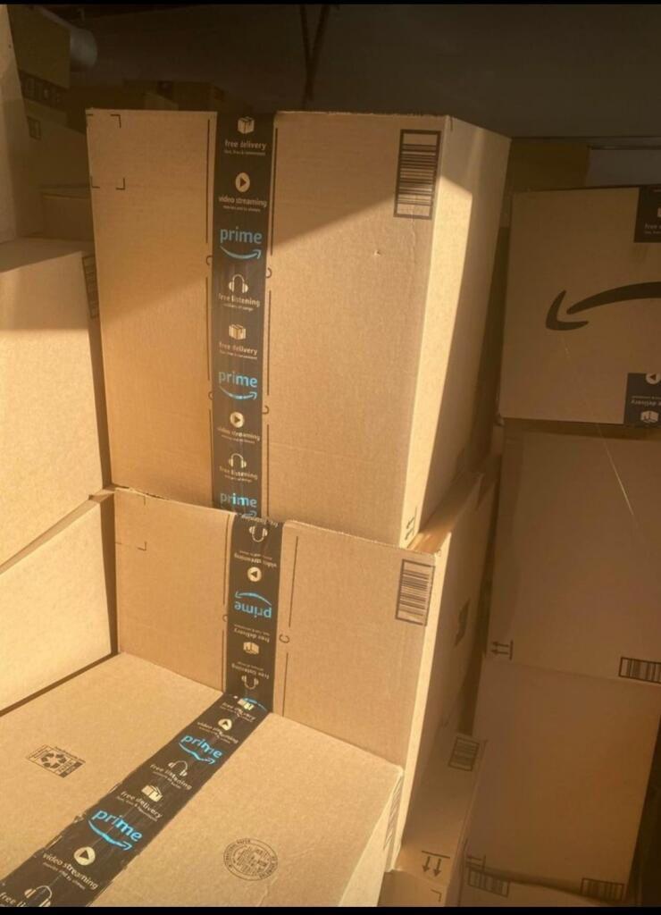 Amazon Vendor Returns (Unclaimed Access Packages)