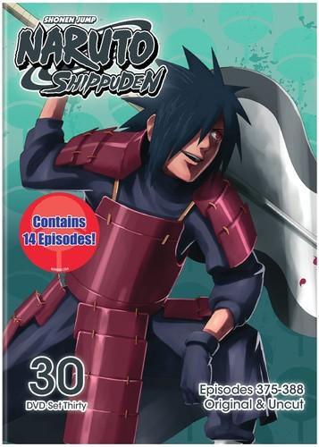 Naruto Shippuden Uncut Set 30 [DVD]