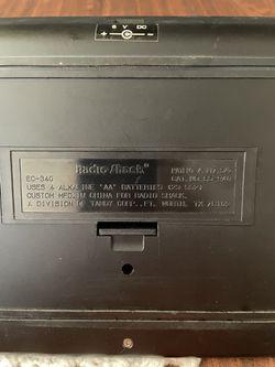 Vintage Electronic Rolodex  Thumbnail