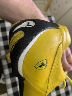 Puma Ferrari Future Cat Racing Shoes Size 13 Thumbnail