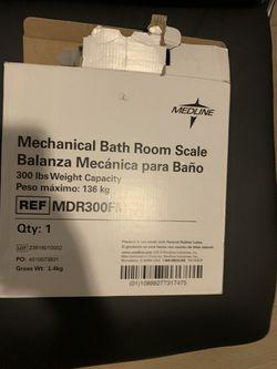 New bathroom weigh scale Thumbnail