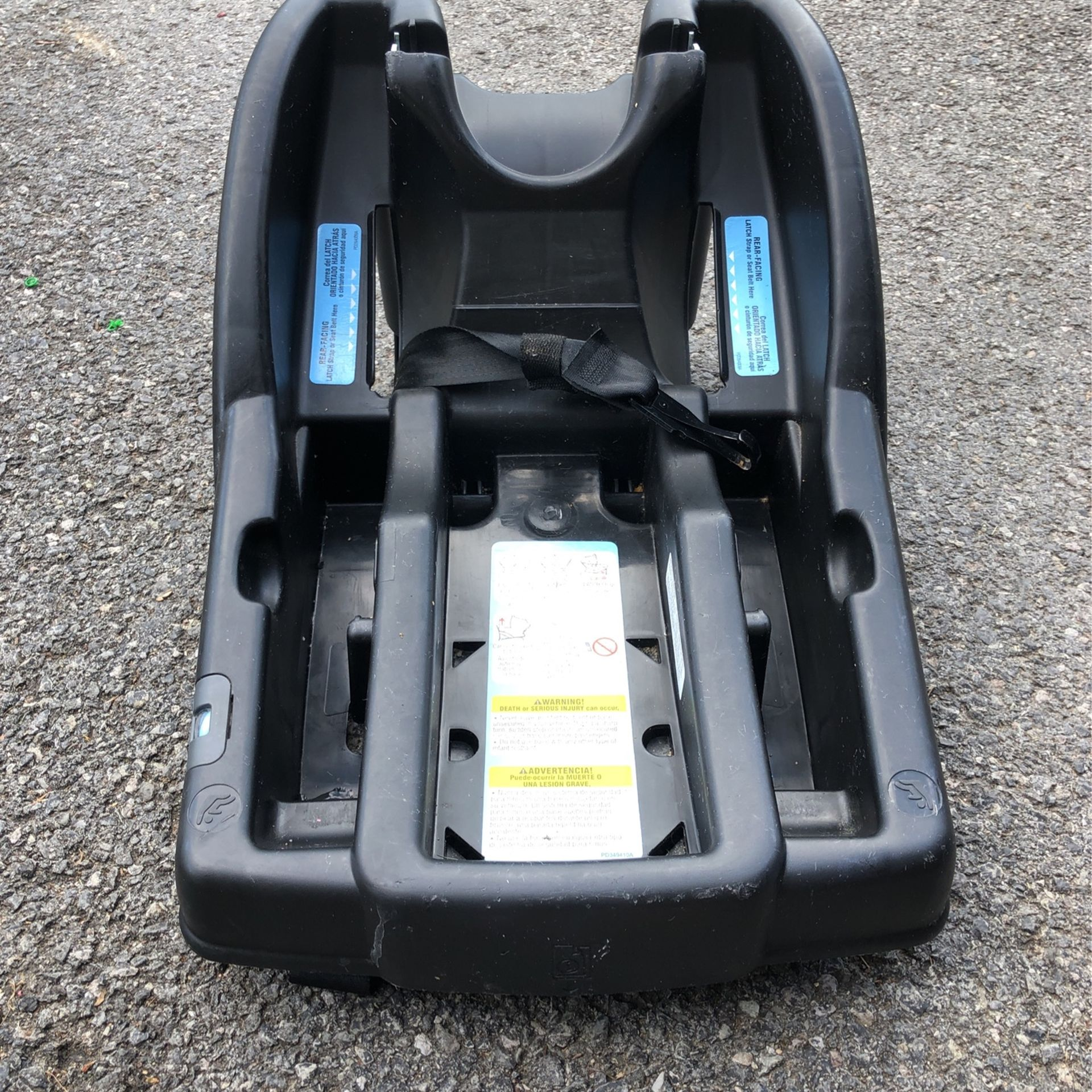 Car seat With Base And Click Connect Stroller