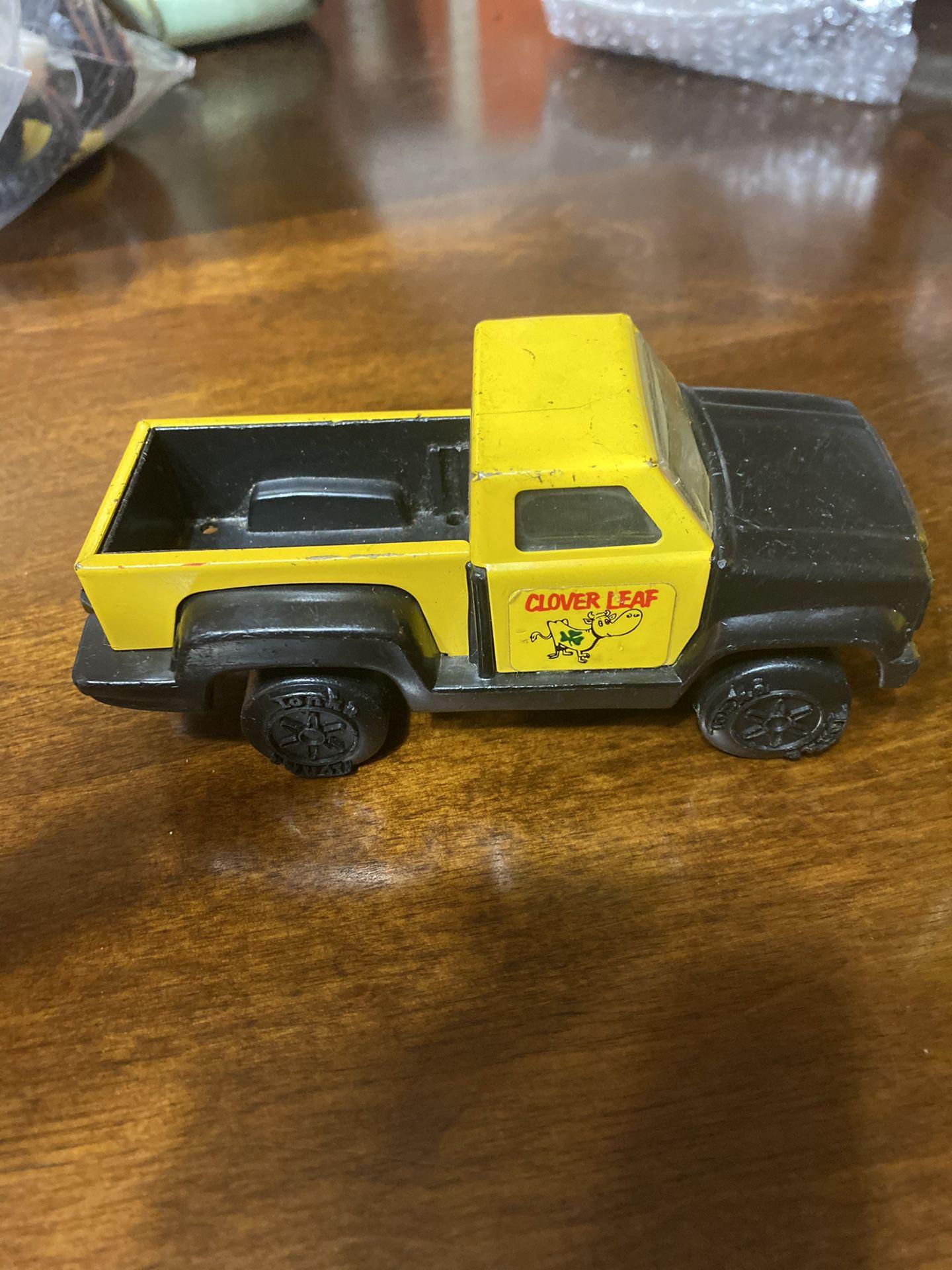 1979 Tonka Farm Truck, Tractor and Trailer