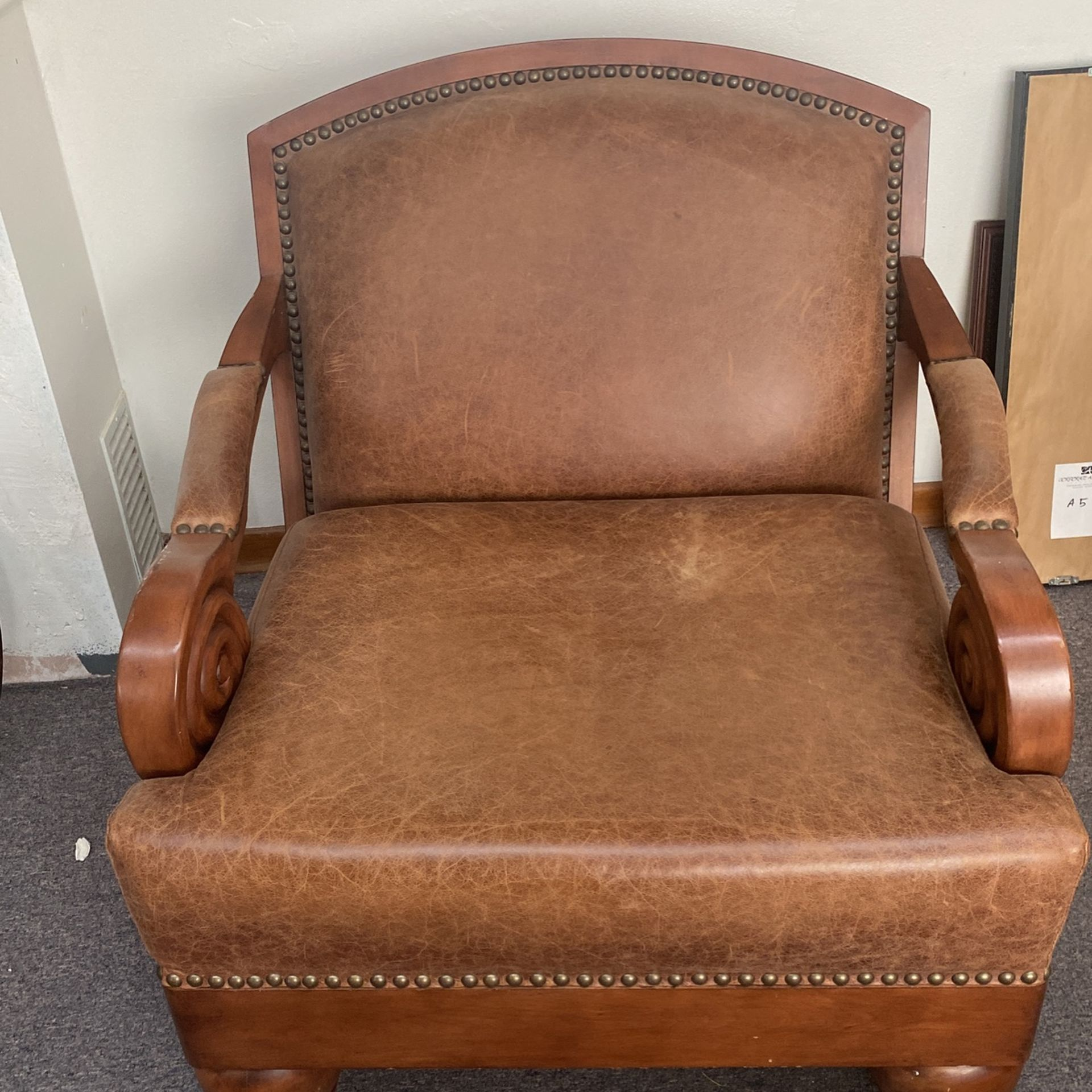 Two Very Sturdy Sitting Room Chairs