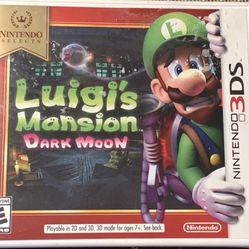 Luigis Mansion (Dark Moon) For 3DS Thumbnail