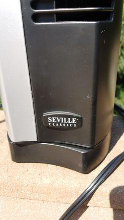 Seville Classics Desk Fan Thumbnail