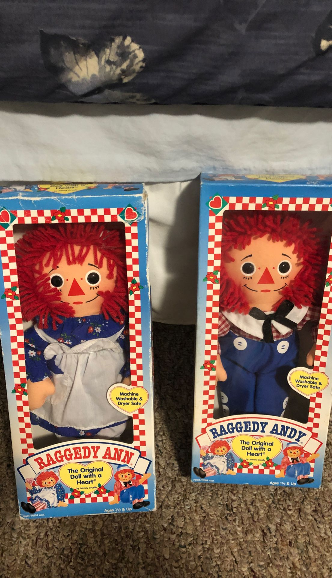 Raggedy Andy collectible pick up only  Raggedy Ann Sold