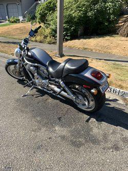 2008 Harley Davidson V-Rod Thumbnail