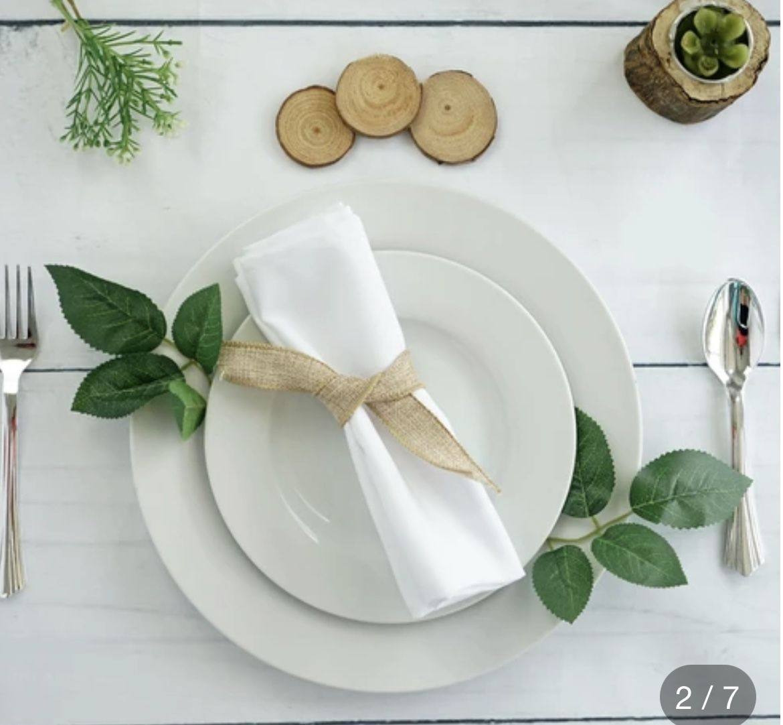 Cotton Cloth Table Napkins