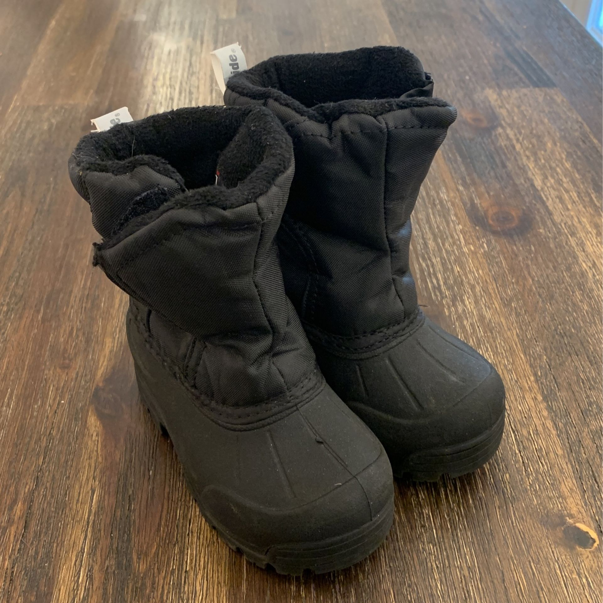 North side Toddler Snow Boots