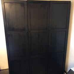 Ikea Pax Two Part Wardrobe  $270 Thumbnail