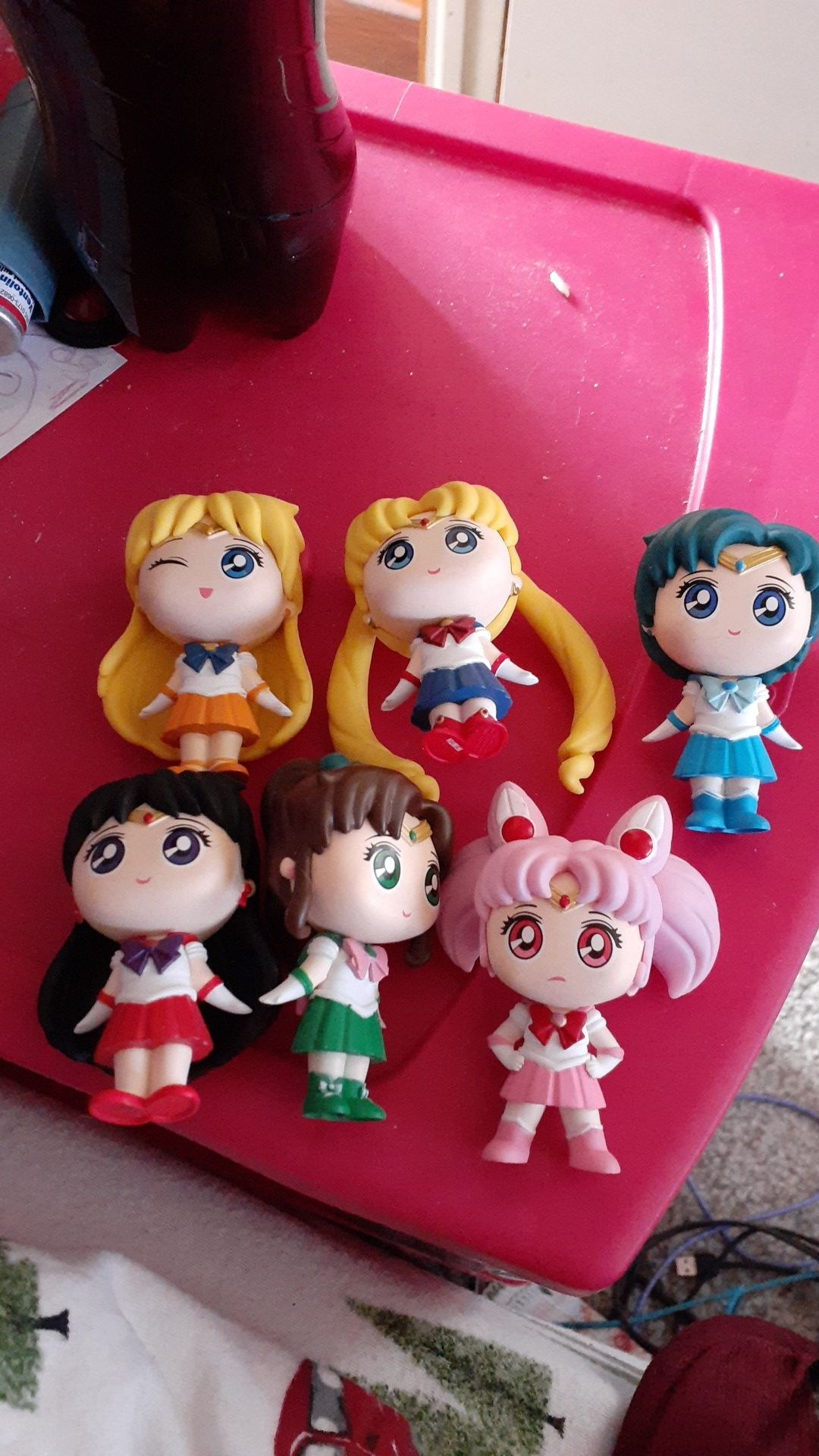 Sailor moon mystery minis by Funko