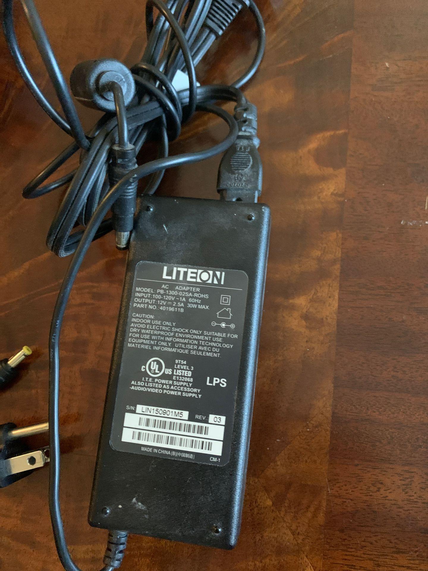 Liteon ac adapter