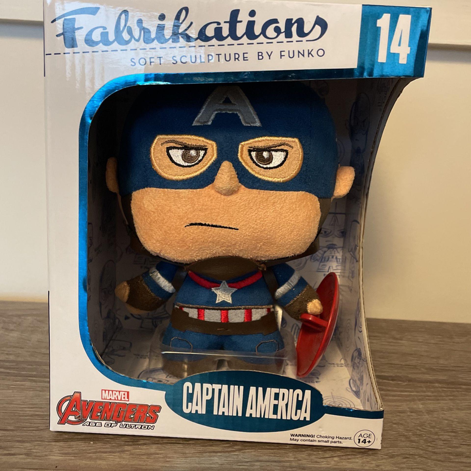 Captain America Funko