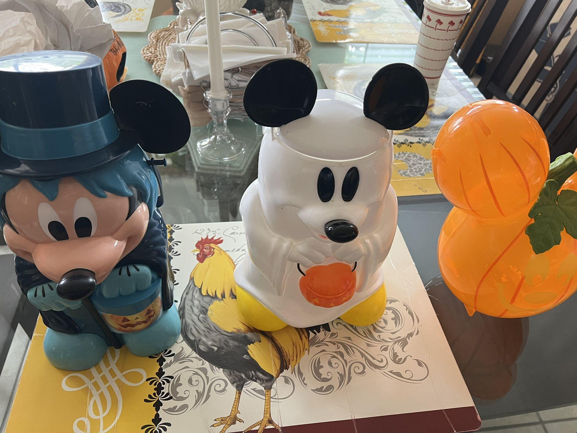 Disney Pop Corn Bucket