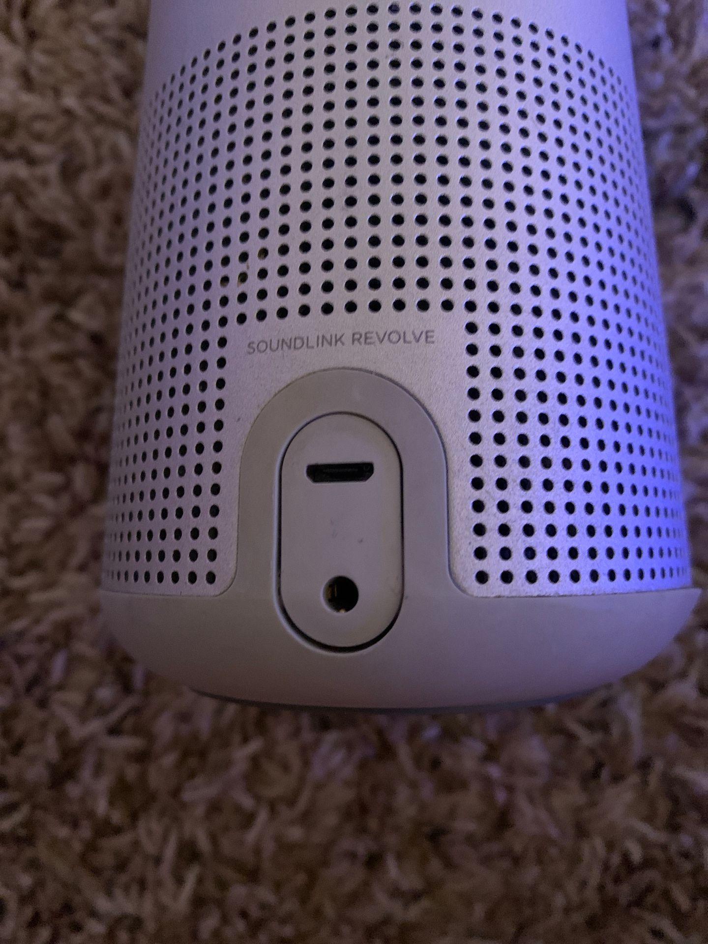 bose revolve speaker gray lux
