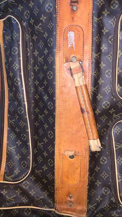 Authentic Louis Vuitton Monogram Garment Travel Bag Thumbnail