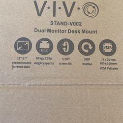 VIV Dual Monitor Mount! Thumbnail