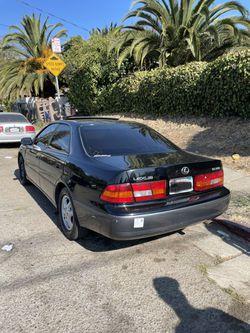 1997 Lexus ES 300 Thumbnail