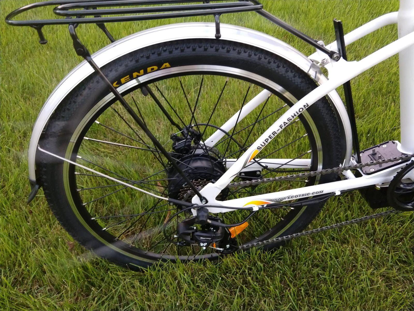26 inch Brand New Women's ecotric electric bike
