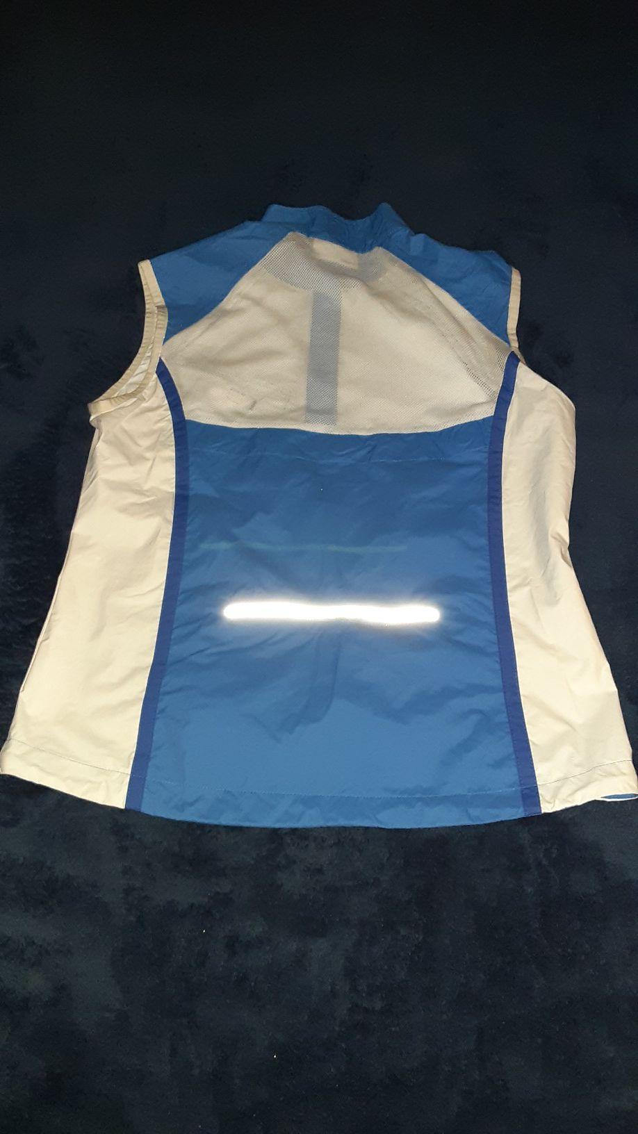 Cannondale Women's Reflectictive Convertible Jacket/Vest size Small