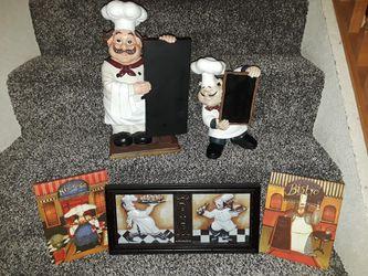 Chef Kitchen Decor Thumbnail