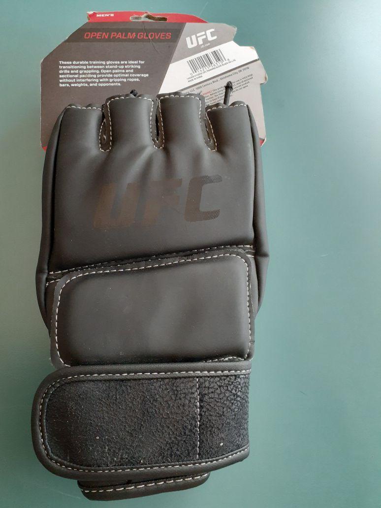 UFC Open palm gloves
